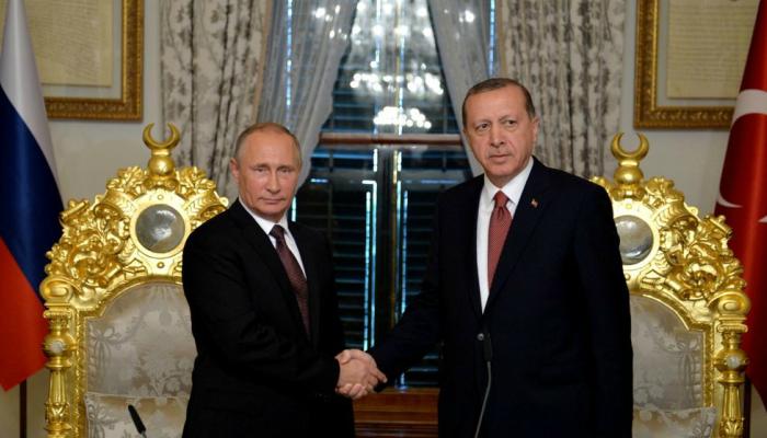 Vladimir Putin and Recep Tayyip Erdoğan agree TurkStream