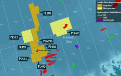 Lundin Finds Oil In The Barents Sea