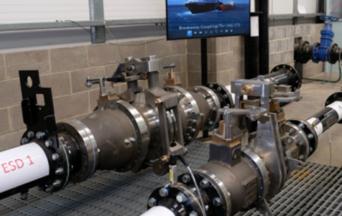 Alpha Process Controls Have Been Awarded The GNL Quintero Project