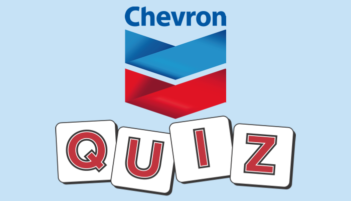 Chevron Corporation General Knowledge Quiz