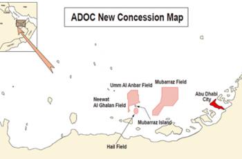 Hail Field Project Abu Dhabi