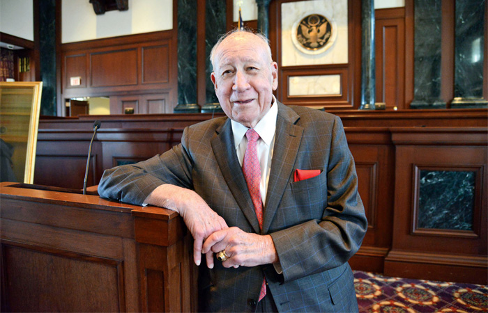 Judge John Keenan
