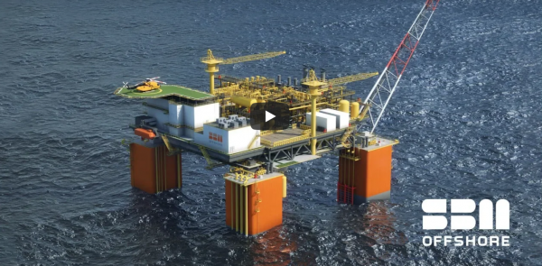 SBM Offshore Lead The Way As They Order 2nd Fast4ward FPSO